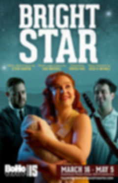 bright star - greenhouse poster - 400x61