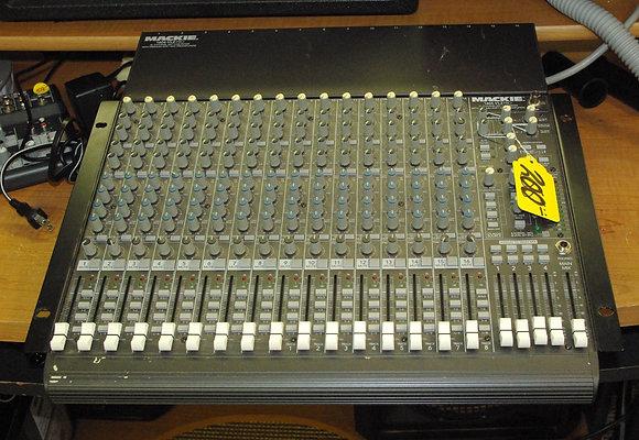 Mackie 1604 - VLZ Pro Mixer