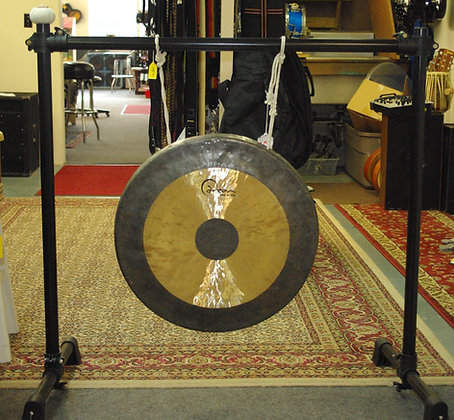 Gong With Frame