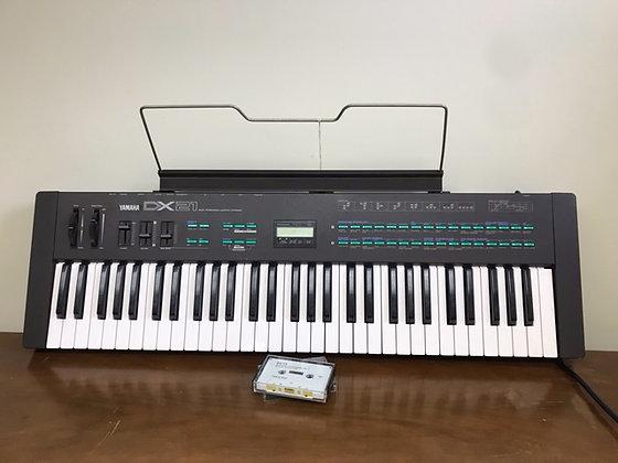 Yamaha  DX 21