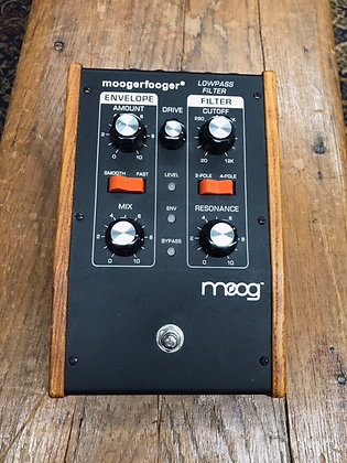 MOOG Moogerfooger Lowpass Filter