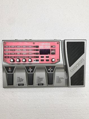 Boss ME-208 Bass Multiple Efects