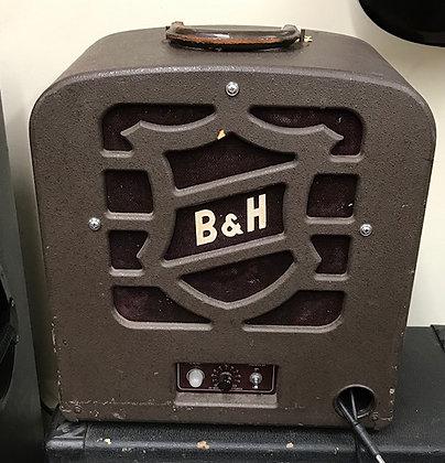 B&H Harmonica Amp