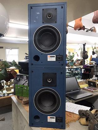 JBL 4301B Studio Monitors