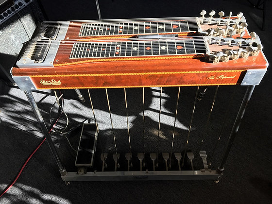 """1972 Sho-Bud """"The Professional Pedal Steel"""""""