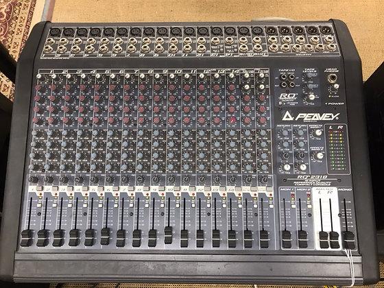 Peavey RQ 2318 Mixer