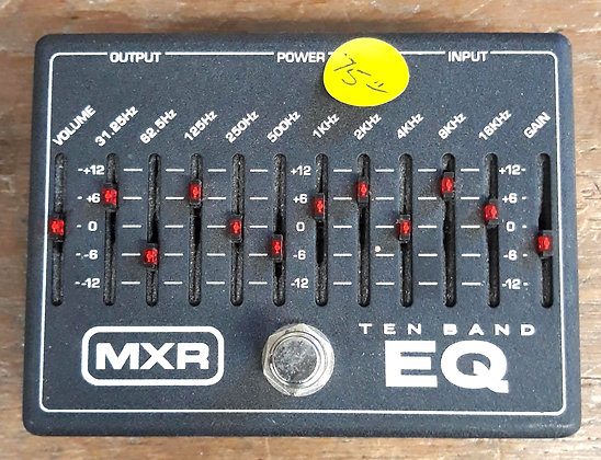 MXR 10 Band EQ
