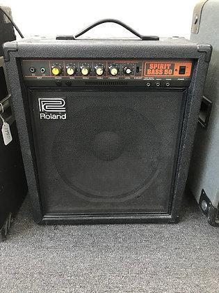 Roland Spirit Bass 50