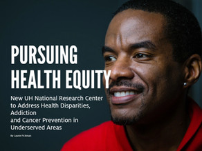 Pursuing Health Equity