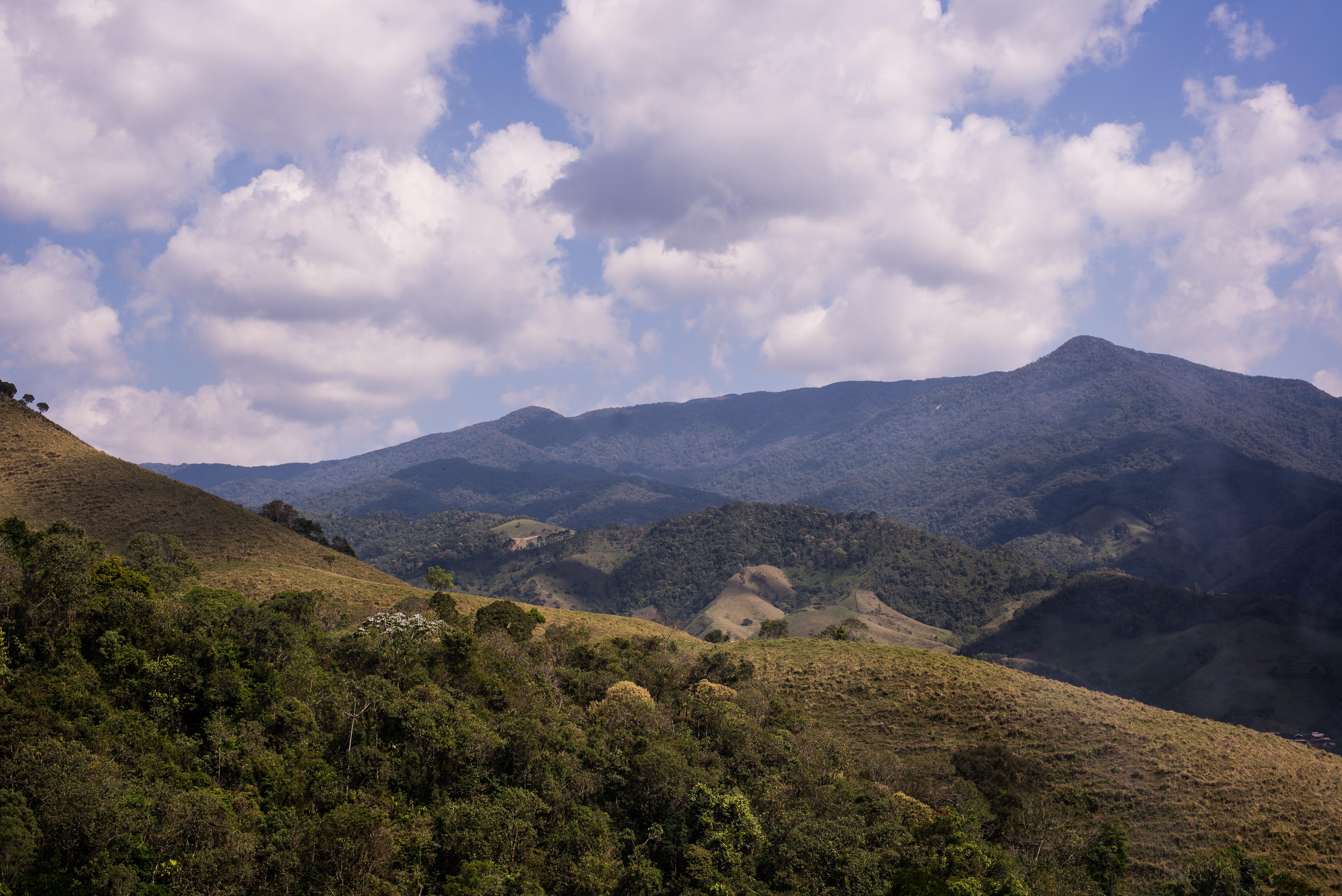 Montanhas da Fragaria