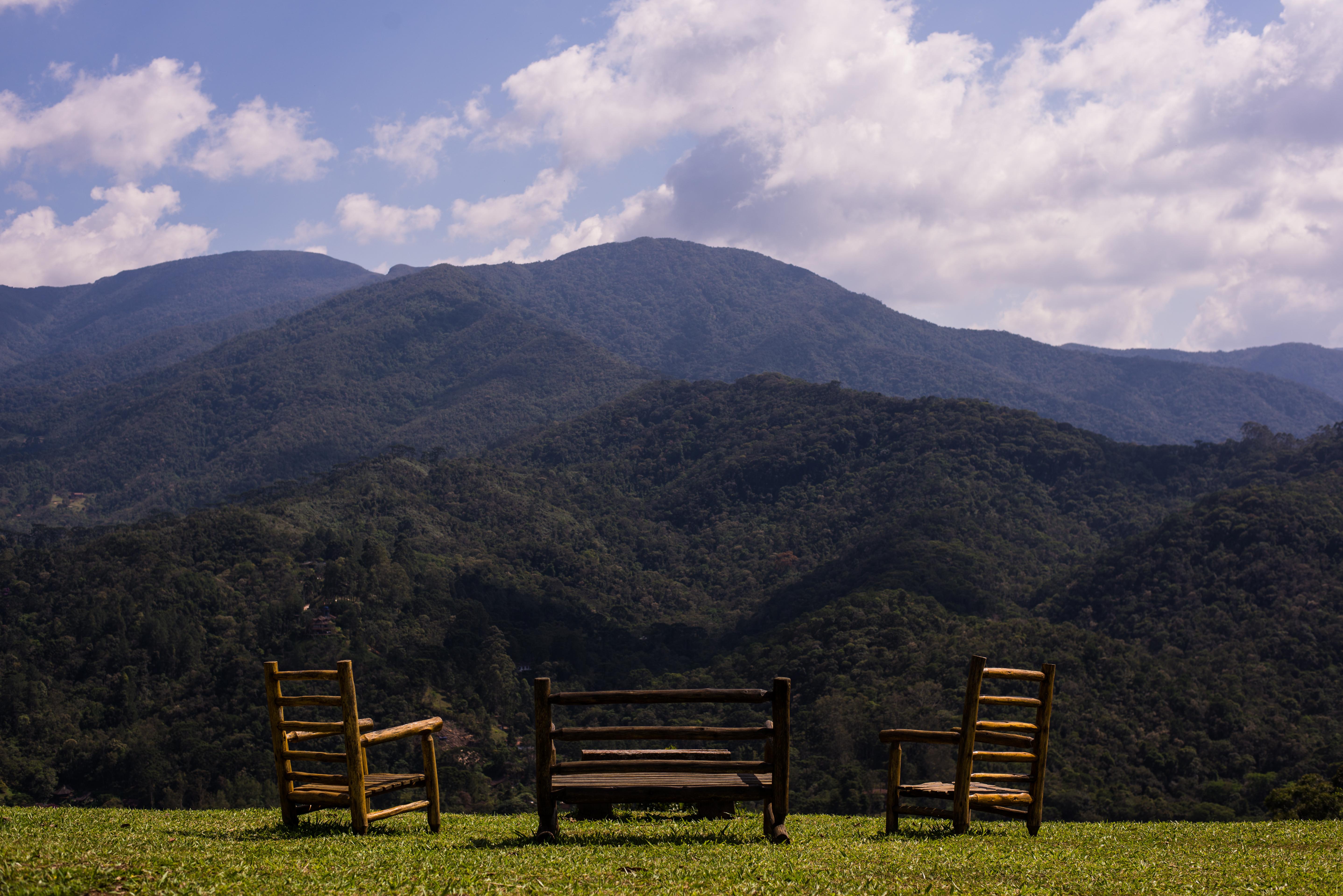 Montanhas de Maringá