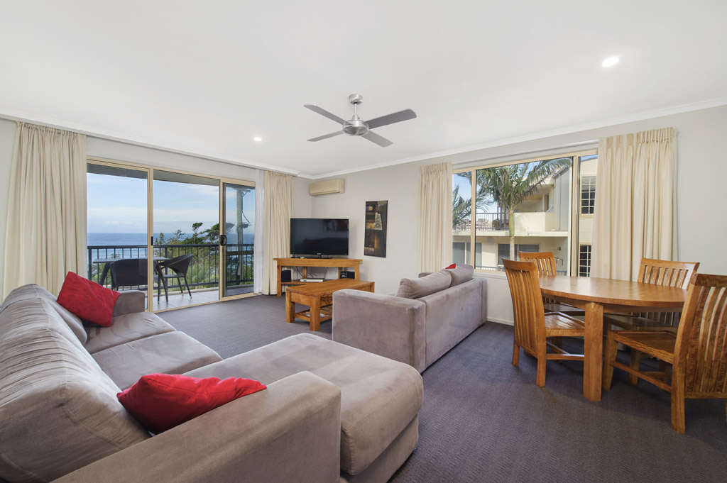 Deluxe Ocean View - Lounge Area
