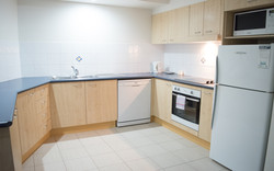 3 Bedroom Apartment Kitchen