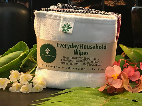 Everyday Household Wipes