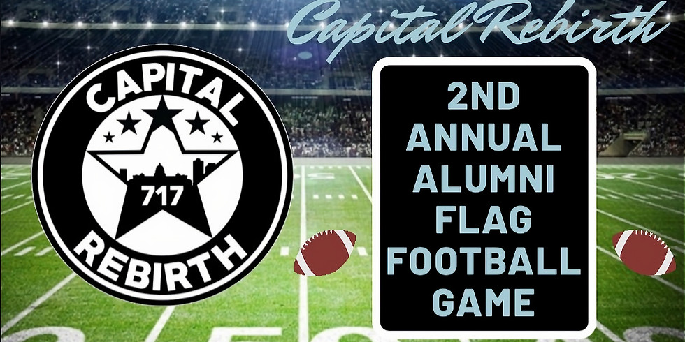 2nd Annual Alumni Flag Football Tournament (Participants ONLY)