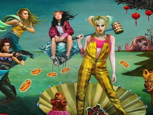 Birds of Prey (and the Fantabulous Emancipation of One Harley Quinn): ε ριβιού
