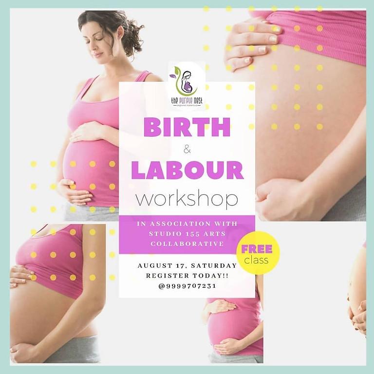 Labour & Birth Workshop, Gurgaon