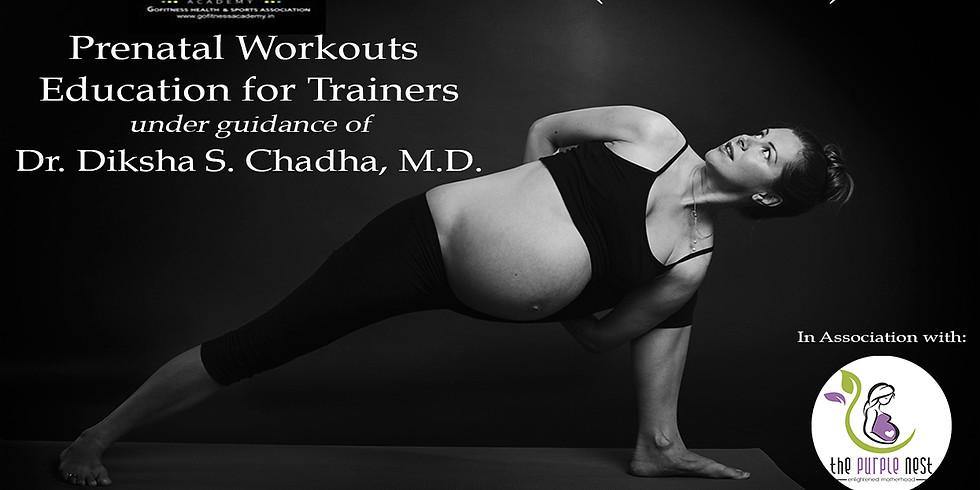 Prenatal Workouts Education for Trainers
