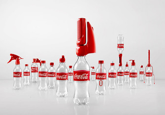 Take a Look at What Coca-Cola is Doing to Empty Bottles... You Won't Believe It.