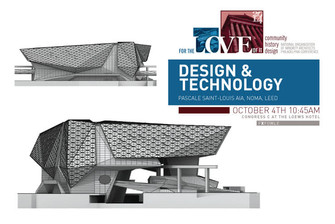 """The NOMA Convention is Near! Lecture Highlight: """"Design & Technology - MoBE"""" - October 4th"""