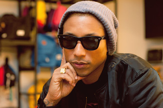 Pharrell Williams: 2014 AIA Convention Keynote Speaker?