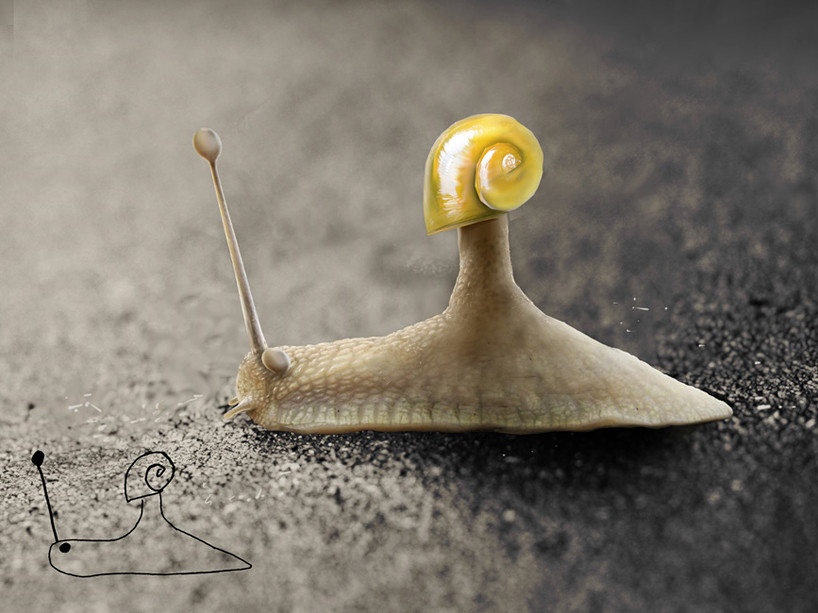 telmo-pieper-recreates-his-own-4-year-old-sketches-as-digital-drawings-thedesign