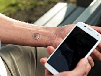 An Awkward Birthmark That Unlocks Phones