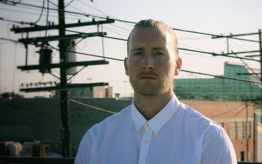 "Tomas Koolhaas, Director and film maker of ""REM"""