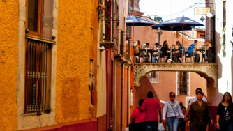 Cars Underground? Guanajuato: One of the Most Walkable Cities