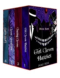 Girl Clown Hatchet Carnival_Box_Set carn