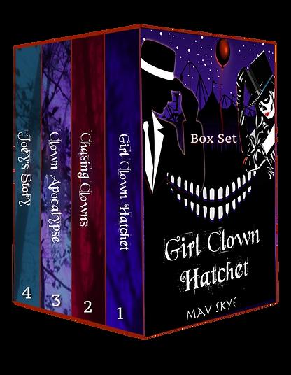 Girl Clown Hatchet Carnival_Box_Set carn