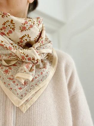 Foulard Primrose Rosée