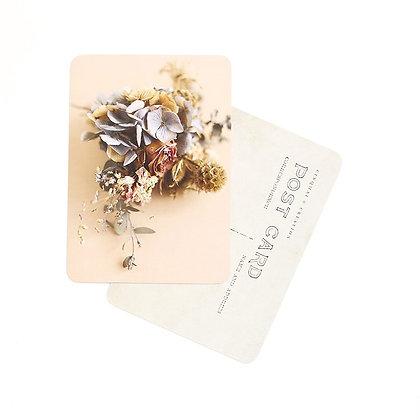 Carte Postale Bouquet d'Automne Cinq Mai