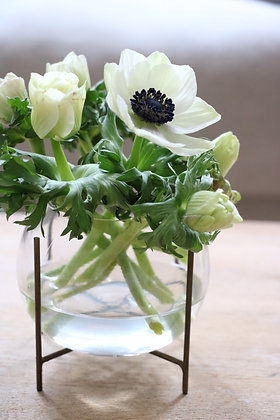Vase Boule Stand