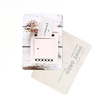 Carte Postale Amour Letter Box Cinq Mai