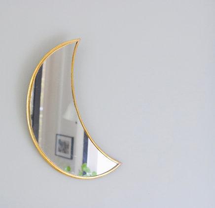 Miroir Lune Laiton