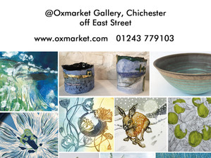 Pots and Prints, Oxmarket, Chichester ends 12th Nov