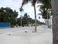 Before: The Baywalk in 2006 | Looking North