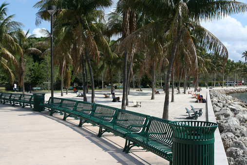 The Coconut Beach with moveable chairs