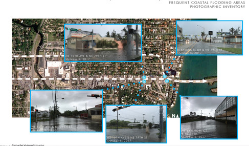 Coastal Flooding Areas