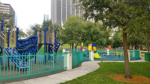 The Playground | One of the Capital Improvement Projects built in 2007