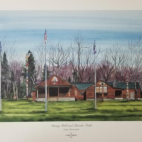 Camp Shenandoah Paintings