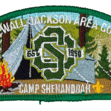 Camp Shenandoah Shoulder Patch