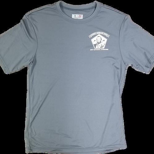 Grey 2017 National Jamboree Shirt