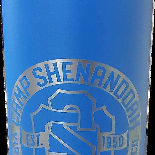 Blue Camper Bottle