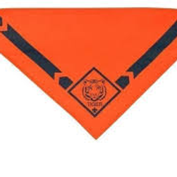 Tiger Neckerchief