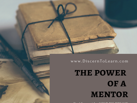 Language Arts Mentor?  Discover the Difference a Mentor Makes