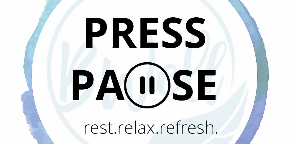 Science of Healthy: Press Pause