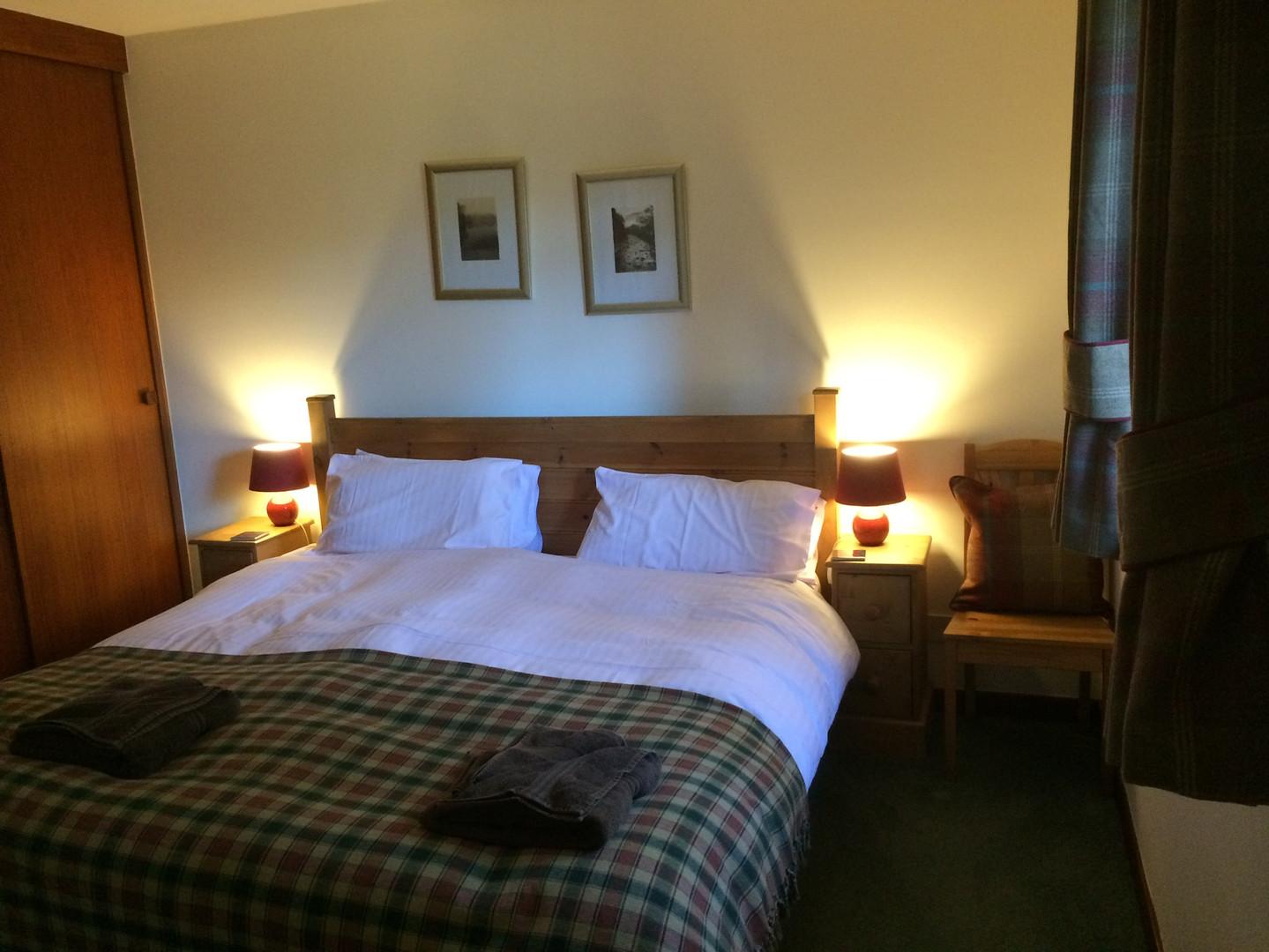 Double bedroom - Luxury Down Duvet