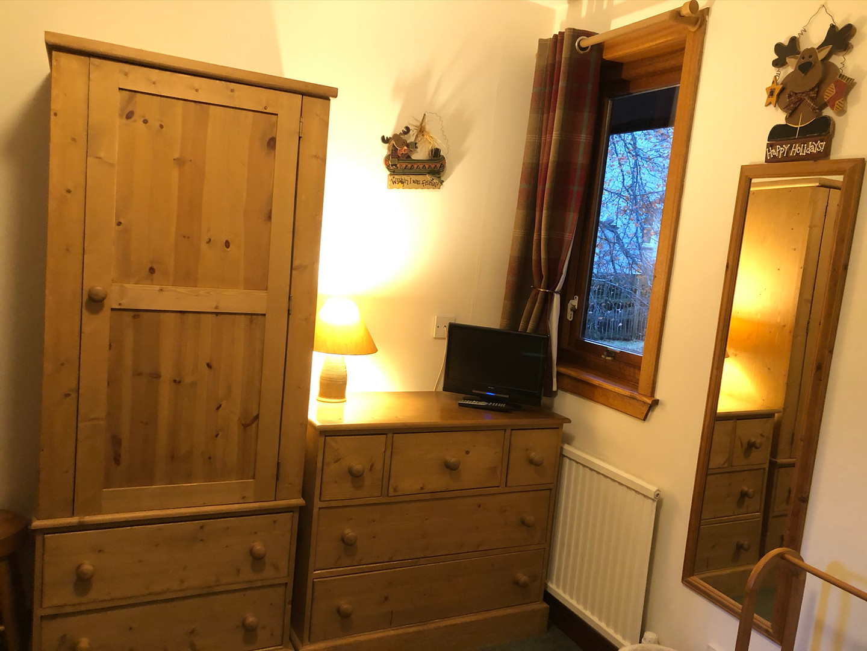 Bunk bedroom - cosy & snug